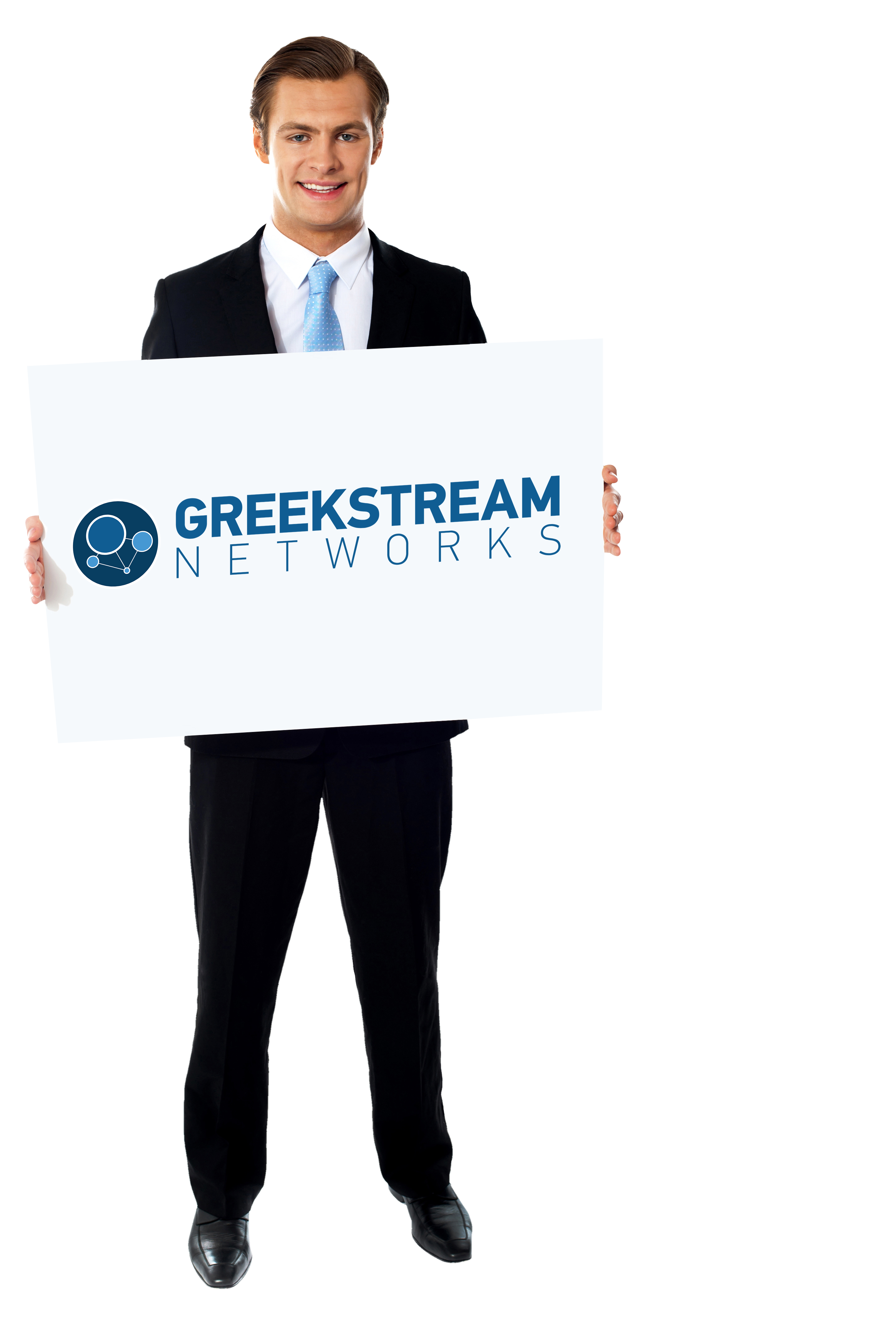 GreekStream Businessmen